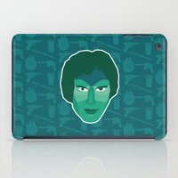 han solo iPad Cases featuring Han Solo by Kuki