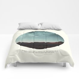 Universe remedy Comforters