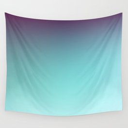 AQUA / Plain Soft Mood Color Blends / iPhone Case Wall Tapestry
