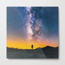 Heavens Above Metal Print