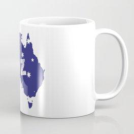 Outline Map OZ Coffee Mug