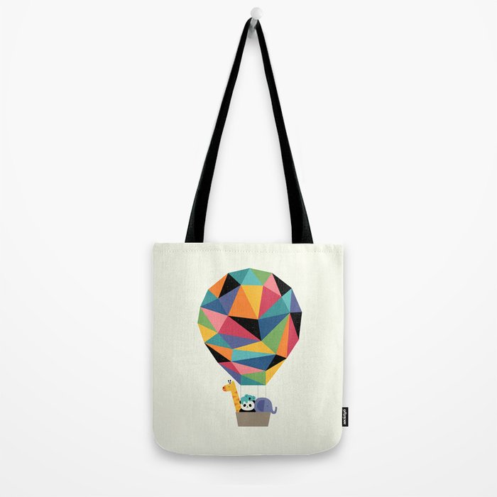 Fly High Together Tote Bag