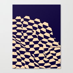 Shipyard Blu — Matthew Korbel-Bowers Canvas Print