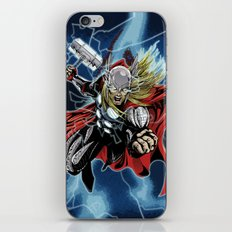 Almighty Thor  iPhone & iPod Skin