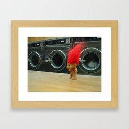 trolls of NY Framed Art Print