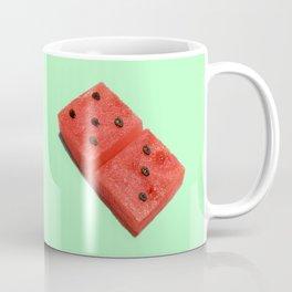 WATERMELON DOMINO Coffee Mug