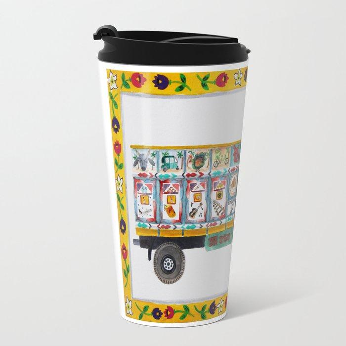 Bangla Truck  Travel Mug
