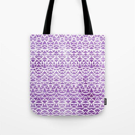 Tribal Mosaic Tote Bag