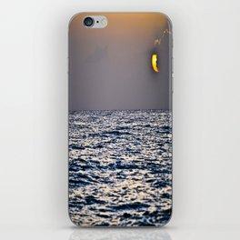 Key Sunset iPhone Skin
