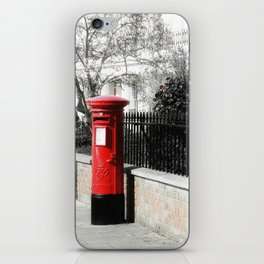 Waiting for the Postman iPhone Skin