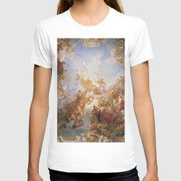 Hercule François Lemoyne - L'Apothéose T-shirt