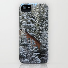The Hideaway iPhone Case