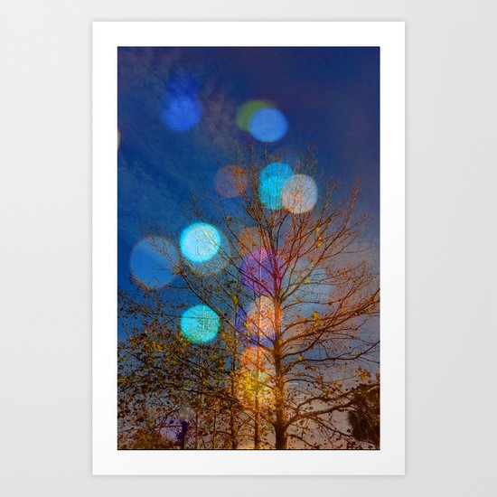 The Giving Tree Art Print