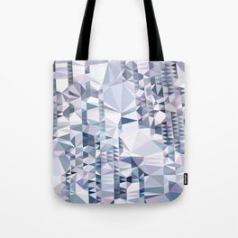 NOISE - Abstract Graphic Iphone Case Tote Bag