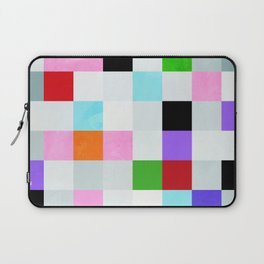 chequers modern cool Laptop Sleeve