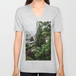 European View Unisex V-Neck