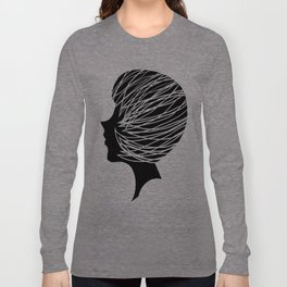 Head Long Sleeve T-shirt