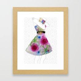 Fashion, Baby. Framed Art Print