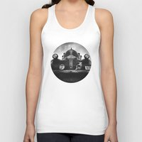 rat Tank Tops featuring The rat by HappyMelvin
