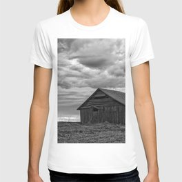 Finland Farm (Black and White) T-shirt
