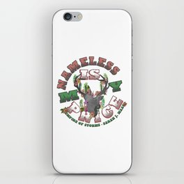 Empire of Storms - Nameless Is My Price iPhone Skin