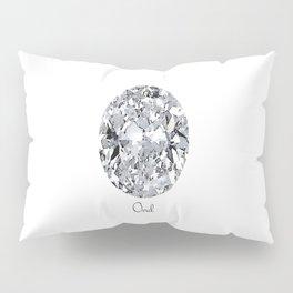 Oval Pillow Sham