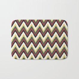 Peruvian Pattern Bath Mat