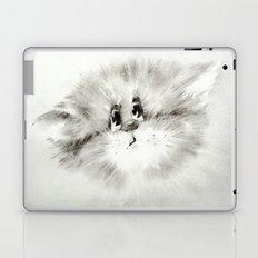 Surprised kitty Laptop & iPad Skin