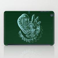 xenomorph iPad Cases featuring Xenomorph by Jordan Lewerissa