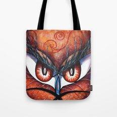 Emotional Eyes Tote Bag