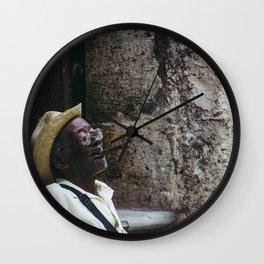 Vieja habana Wall Clock