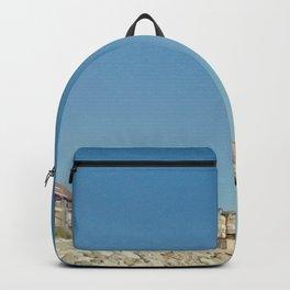 Oceanic landscape: Lacanau  1 Backpack