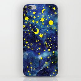 Stars That Can Laugh iPhone Skin