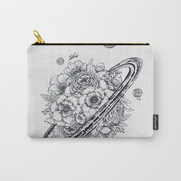 Flowery Planet. Carry-All Pouch