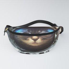 astronaut cat Fanny Pack