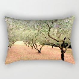 O-trees Rectangular Pillow