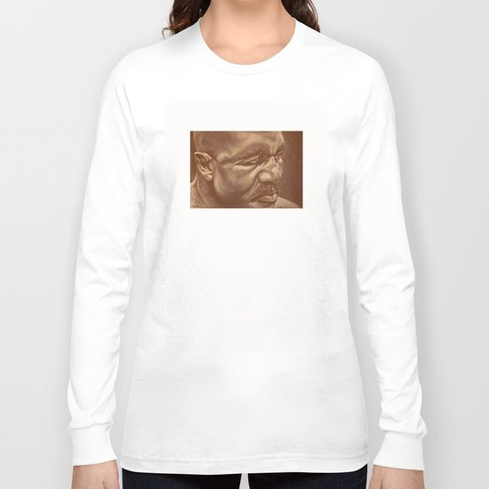 round 5...evander holyfield Long Sleeve T-shirt