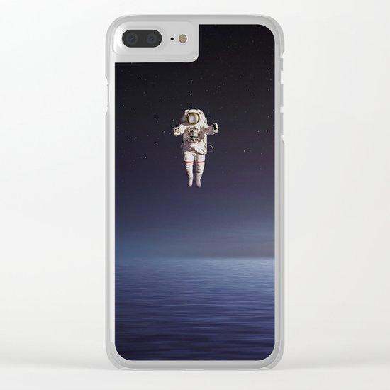 Levitate Clear iPhone Case