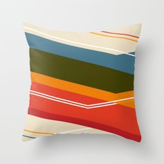 Untitled VIII Throw Pillow