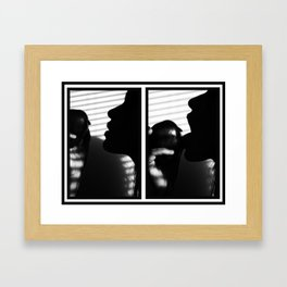 Eve Framed Art Print