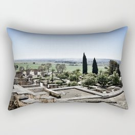 Medina Azahara of Cordoba Rectangular Pillow