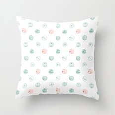 Insects Flight Throw Pillow