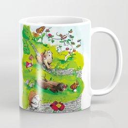 Animals wood Coffee Mug
