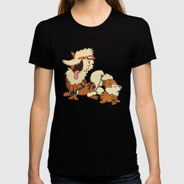 Pokémon - Number 58 & 59 T-shirt