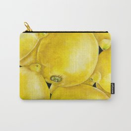 Fresh Lemons Carry-All Pouch