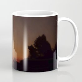Life is so beautiful that death has fallen in love with it. Coffee Mug