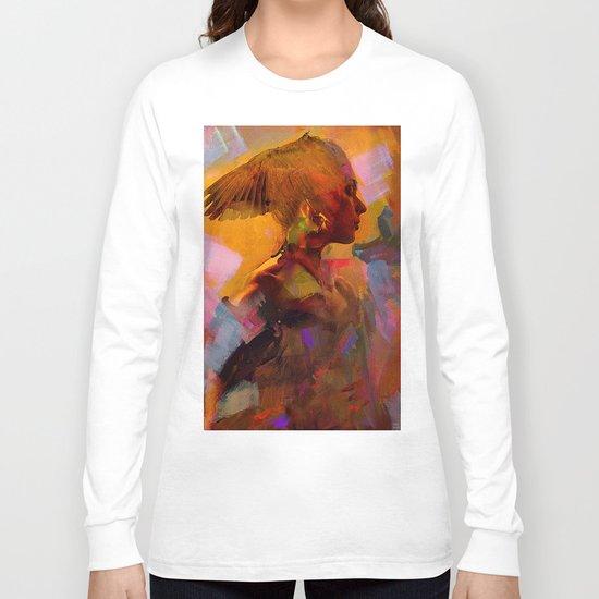 Eternal goddess Long Sleeve T-shirt