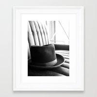gentleman Framed Art Prints featuring Gentleman by T & K Arts