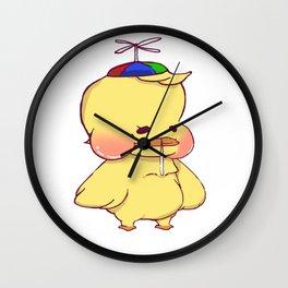 Achoo Wall Clock