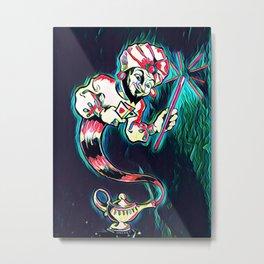 Owen Magic Metal Print